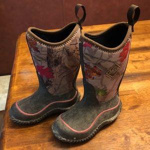Girls Muck boots